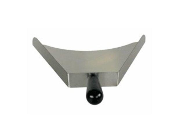 Diamond Schep RVS   Thermisch Handvat