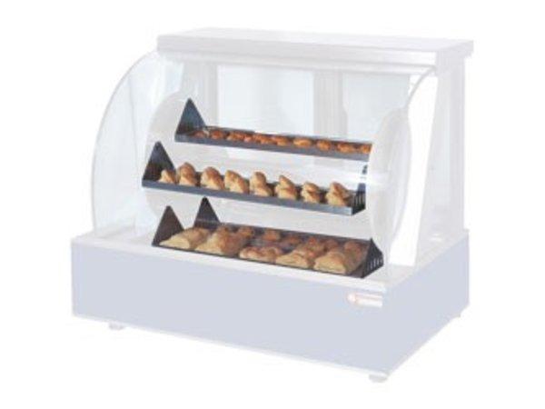 Diamond Optie: Kit 4 Korven Voor Croissanterie