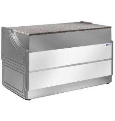 Diamond Cashier Section 700mm   700x750x650 / 890 (h) mm
