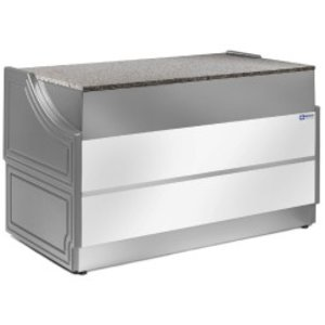 Diamond Cashier Section 1500mm | 1500x750x650 / 890 (h) mm
