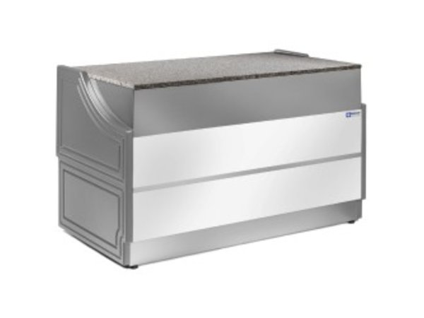 Diamond Cashier Section 1500mm   1500x750x650 / 890 (h) mm