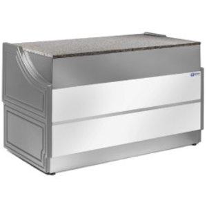 Diamond Cashier Section 1000mm | 1000x750x650 / 890 (h) mm