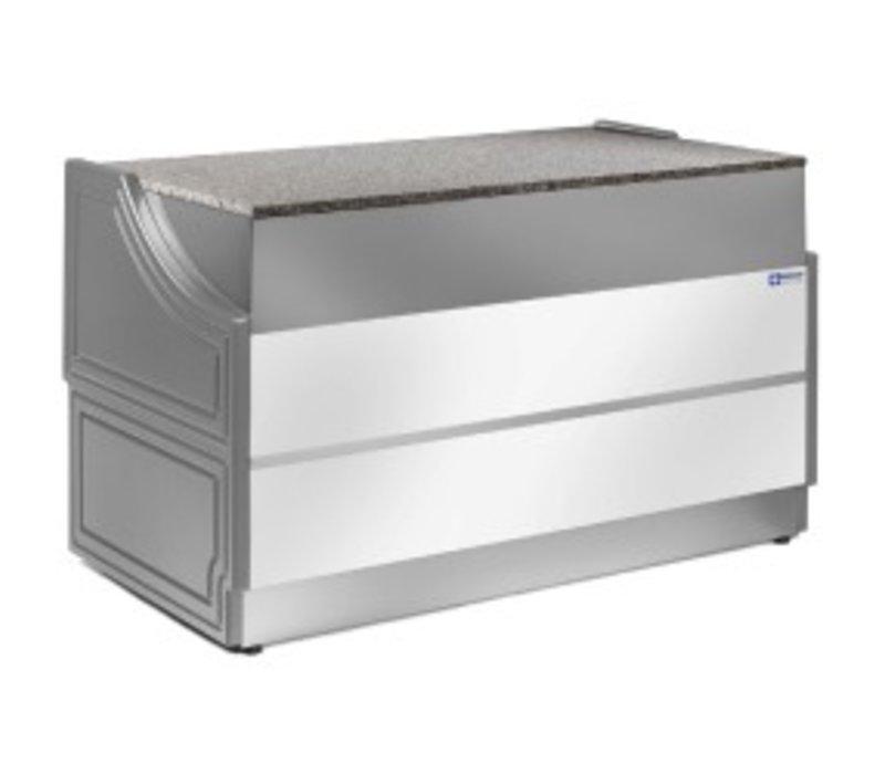 Diamond Cashier Section 1000mm   1000x750x650 / 890 (h) mm