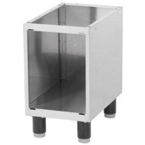 Diamond Open Frame SS | Adjustable Legs | 330x530x570 (h) mm