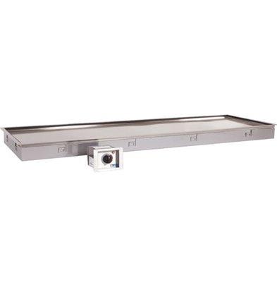 Alto Shaam Hot Plate | Alto Shaam HFM-72 | Elektrizität | 780W | 1847 (b) x627 (d) x137 (H) mm