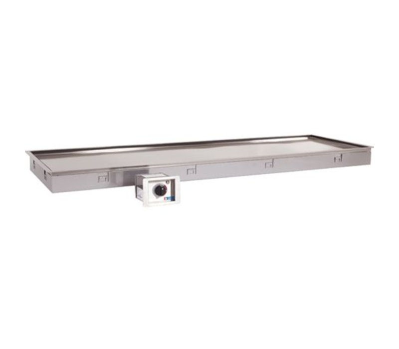 Alto Shaam Hot Plate | Alto Shaam HFM-72 | electric | 780W | 1847 (b) x627 (d) x137 (H) mm