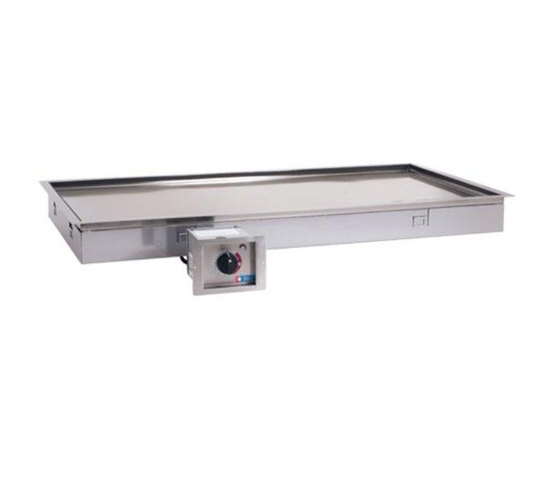 Alto Shaam Hot Plate | Alto Shaam HFM-48 | Elektrizität | 780W | 1237 (b) x627 (d) x137 (H) mm