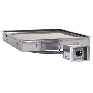 Alto Shaam Hot Plate | Alto Shaam HFM-24 | Elektrizität | 780W | 627 (b) x627 (d) x137 (H) mm