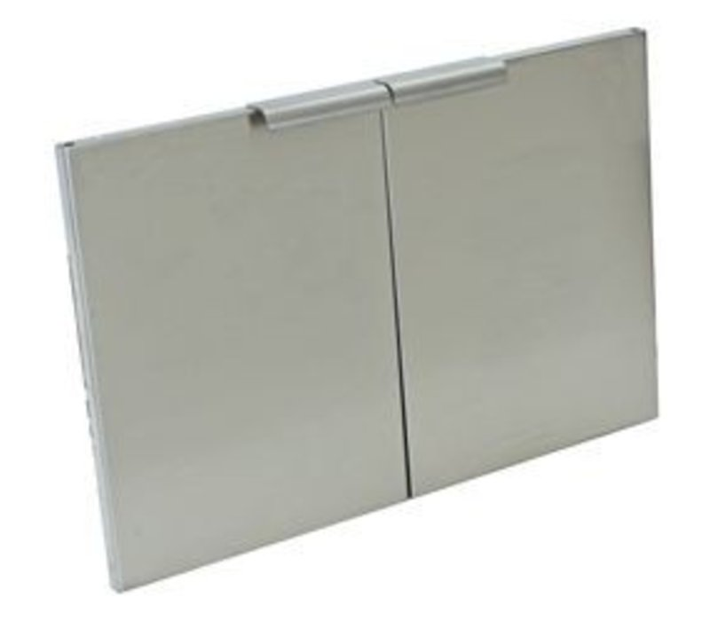 Diamond Left and Right Doors For Mount | 600mm