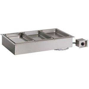 Alto Shaam Dry bain-marie   Alto Shaam 300-HW / D6   electric   2,4kW   3x 1 / 1GN 150mm