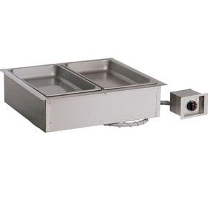 Alto Shaam Dry bain-marie   Alto Shaam 200-HWI / D6   1,2kW   Individual Temperature Control   2x 1 / 1GN 150mm
