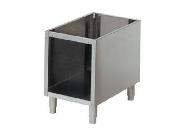 Diamond Open Frame SS | Verstellbare Füße | 300x490x570 (H) mm
