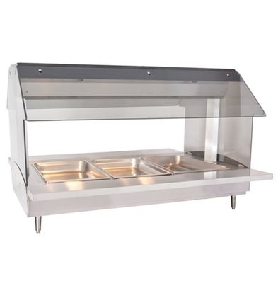Alto Shaam Heated Buffet SS | Alto Shaam HFT2-300 | electric | 3kW | 3 x1 / 1GN