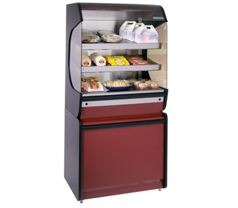 Alto Shaam Heated Display Sales | Alto Shaam HSM-38 / 3S | electric | 2,7kw | 3 Shelves (8 Scales On each platform)