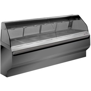 Alto Shaam Heated display case | Alto Shaam ED2SYS-96 Black | Self Service | 5,7kW | Net Gross 325kg and 361kg