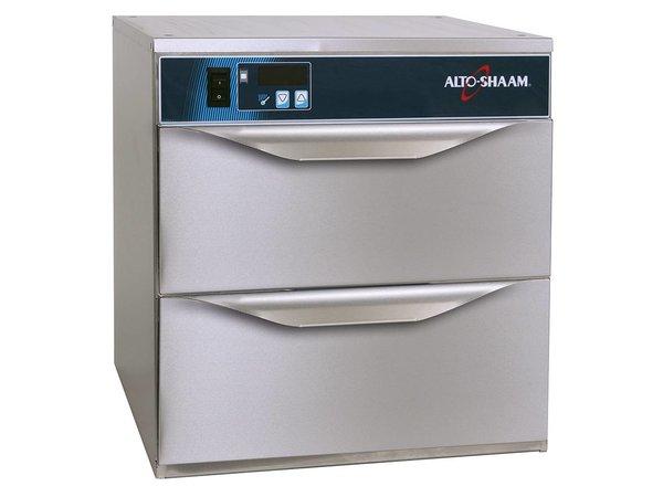 Alto Shaam Warming Laden 2 Loading | Alto Shaam 500-2DN | Elektrizität | 590W | Schmal Umsetzung