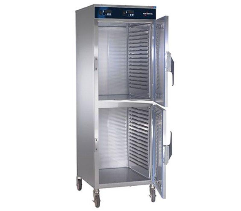 Alto Shaam Warmhoudcabinet | Alto Shaam 1200-UP | Elektrisch |1,8kW | Max. 87kg Per Compartiment