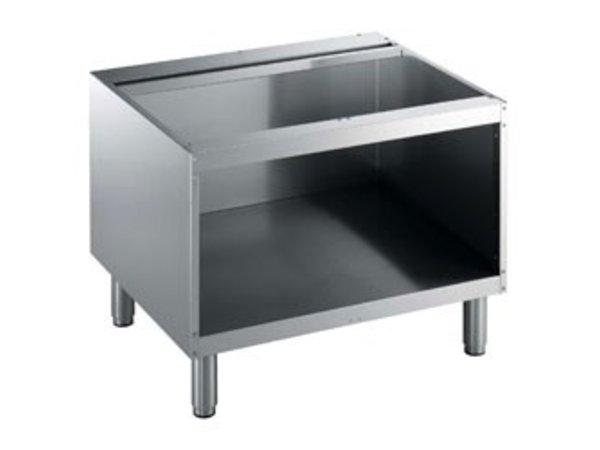 Diamond Open Frame SS | 800mm | Verstellbare Füße | 800x550x600 (H) mm