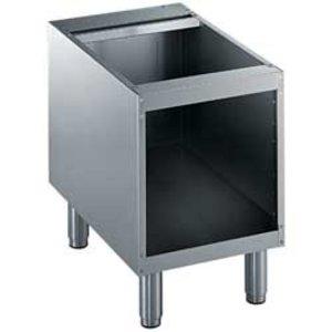 Diamond Open Frame SS | 400mm | Verstellbare Füße | 400x550x600 (H) mm
