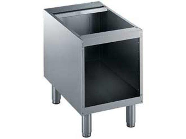 Diamond Open Frame SS | 400mm | Adjustable legs | 400x550x600 (h) mm