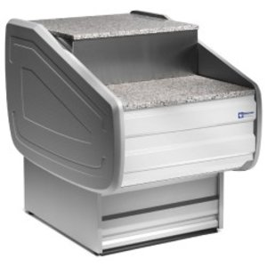 Diamond Cashier Section 1000mm   1000x1060x660 / 990 (h) mm