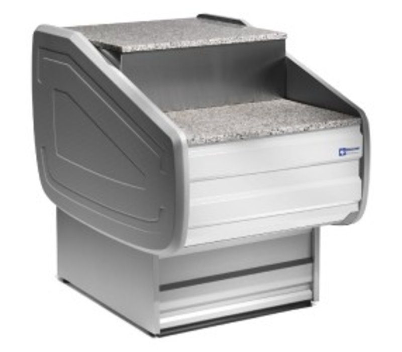 Diamond Kassa-Sectie 1000mm   1000x1060x660/990(h)mm