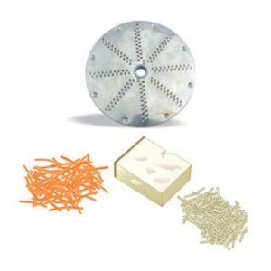 Diamond Rasperschijf Mozzarella / Käse | Spülmaschinenfest | 7mm
