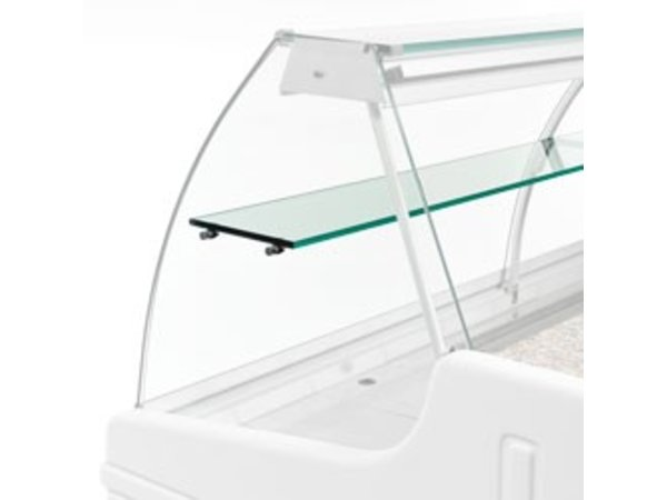 Diamond Optie: Tussenruit VR Fish   1000mm