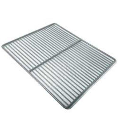Diamond Rilsan Gitter | Für Kühlschrank 400Liter | 472x465x7 (h) mm