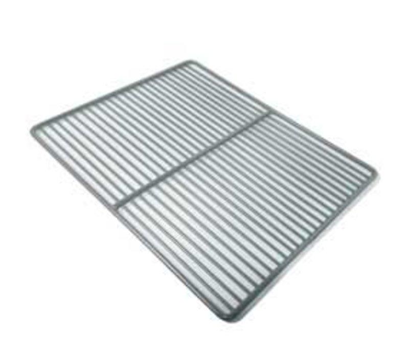 Diamond Rilsan grid   For Refrigerator 400Liter   472x465x7 (h) mm