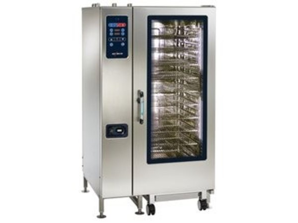 Alto Shaam Combitherm Oven | Combisteamer | Alto Shaam CTC20-20G Classic |Gas | 64,5kW | 40x1/1GN of 20 x 2/1GN