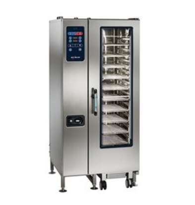 Alto Shaam Combi Therm Oven | combisteamer | Alto Shaam CTC20-10G Classic | gas | 37kW | 20x1 / 1GN