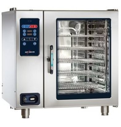 Alto Shaam Combi Therm Oven | combisteamer | Alto Shaam CTC10-20G Classic | gas | 32kW | 20x1 / 1GN or 10 x2 / 1GN