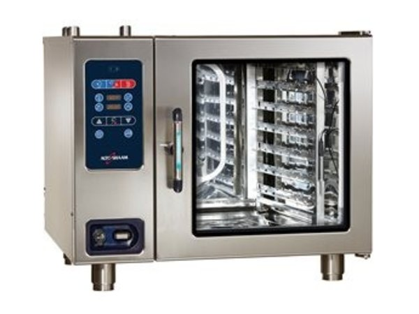 Alto Shaam Combitherm Oven | Combisteamer | Alto Shaam CTC7-20G Classic | Gas| 1kW | 14x1/1GN of 7 x2/1GN