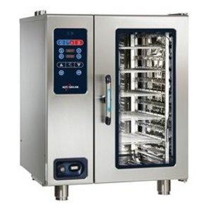 Alto Shaam Combi Therm Ofen   Kombidämpfer   Alto Shaam CTC10-10G Klassisch   Gas   18,5kW   10x1 / 1 GN