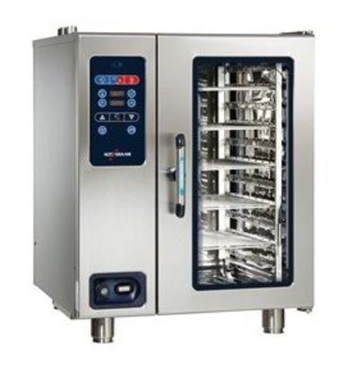 Alto Shaam Combitherm Oven | Combisteamer | Alto Shaam CTC10-10G Classic | Gas | 18,5kW | 10x1/1GN