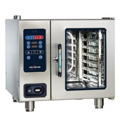 Alto Shaam Combitherm Oven | Combisteamer | Alto Shaam CTC6-10G Classic | Gas | 13kW | 6x1/1GN