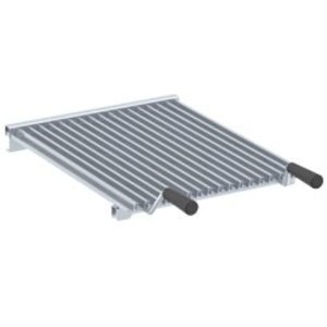 Diamond Grilling Z-shape 1/2 or 1/1 Module Module (2x) | 400x490mm