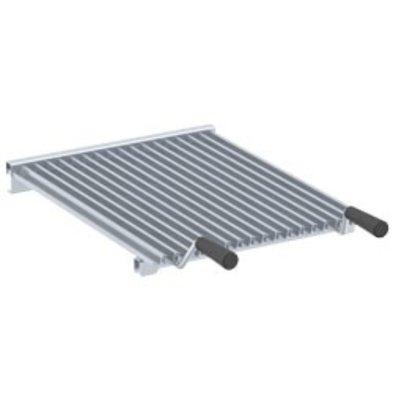 Diamond Grillen Z-Form 1/2 oder 1/1 Modul Modul (2x) | 400x490mm