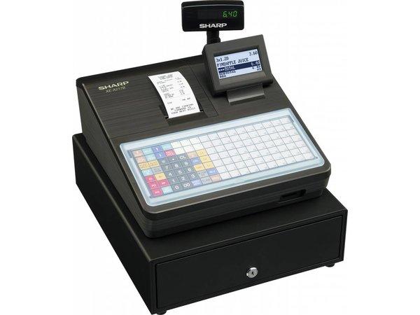 Sharp Kassa Sharp XE-A217B - Thermische Printer (GEEN INKT NODIG) - 2000 Producten - 99 Productgroepen