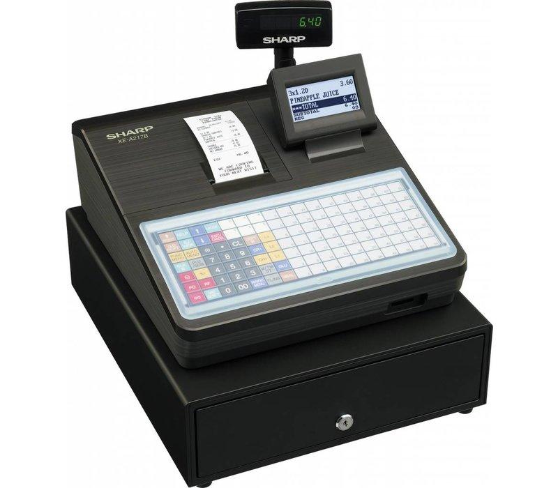 Sharp Sharp Registrierkasse XE-A217B - Thermodrucker (NO INK ERFORDERLICH) - 2000-Produkte - Produkte 99