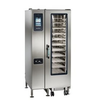 Alto Shaam Combi Therm Oven | combisteamer | Alto Shaam CTP20-10G Proformance | gas | 2kW | 20x1 / 1GN