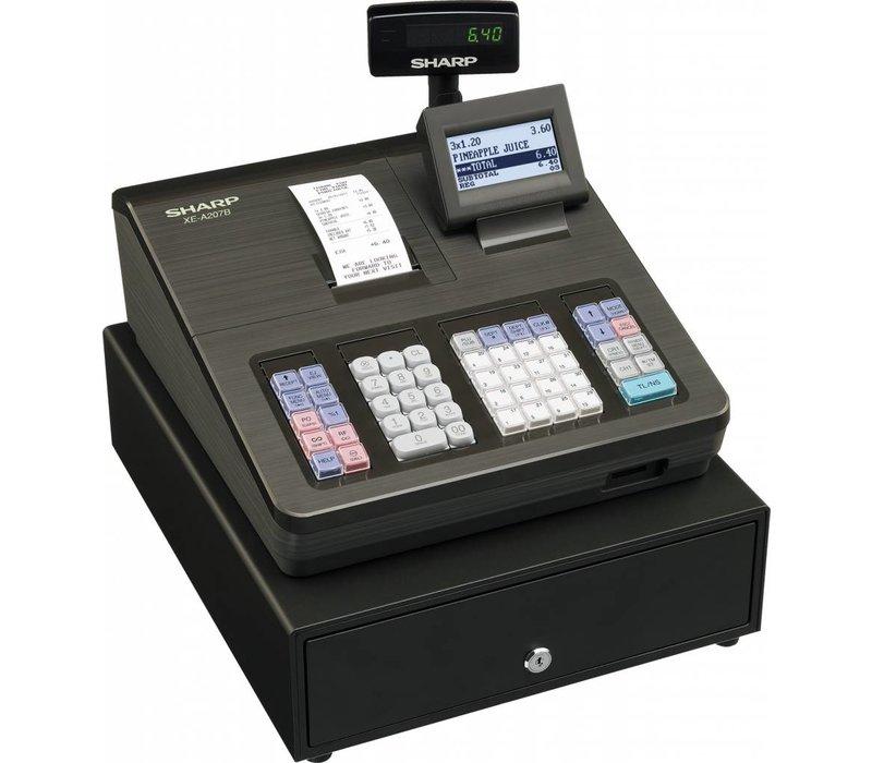 Sharp Kassa Sharp XE-A207B - Thermische Printer (GEEN INKT NODIG) - 2000 Producten - 99 Productgroepen