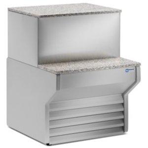 Diamond Kassenbereich | Arbeitsplatte Granit | 700x790x660 / 990 (H) mm