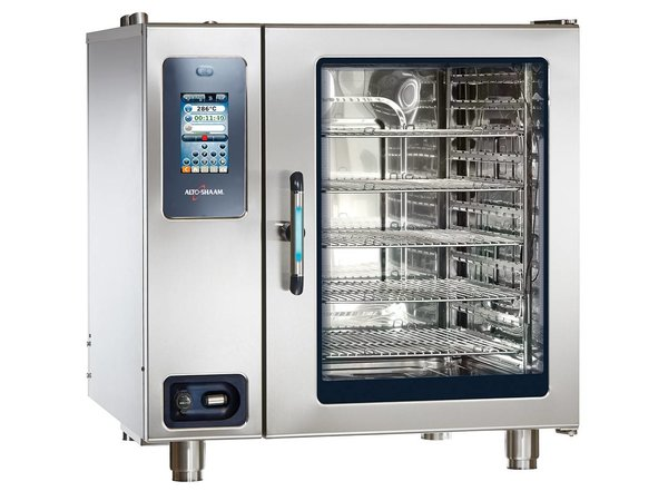 Alto Shaam Combitherm Oven | Combisteamer | Alto Shaam CTP10-20E Proformance | Elektrisch | 33kW | 20x1/1GN of 10 x2/1GN