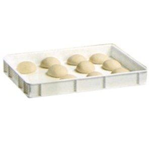 Diamond Bak Polyethyleen Voor Voedingswaren | 600x400x70(h)mm