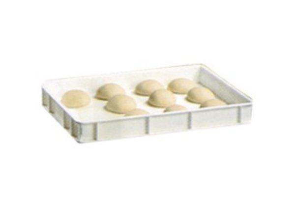Diamond Backen Sie für Polyethylen Lebensmittel | 600x400x70 (h) mm
