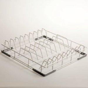 Diamond Basket Für 16 Platten   rilsan beschichteter Draht