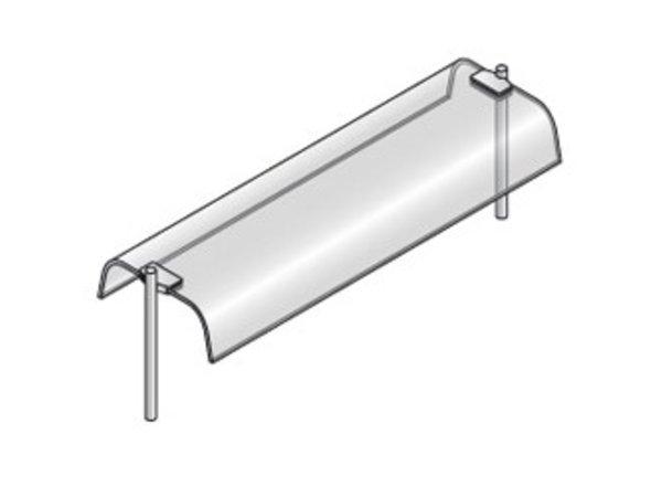 Diamond Top Struktur Mit Bent Square | Doppel | 1440x460x400 (h) mm