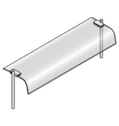 Diamond Top Struktur Mit Bent Square | 1440x360x400 (h) mm